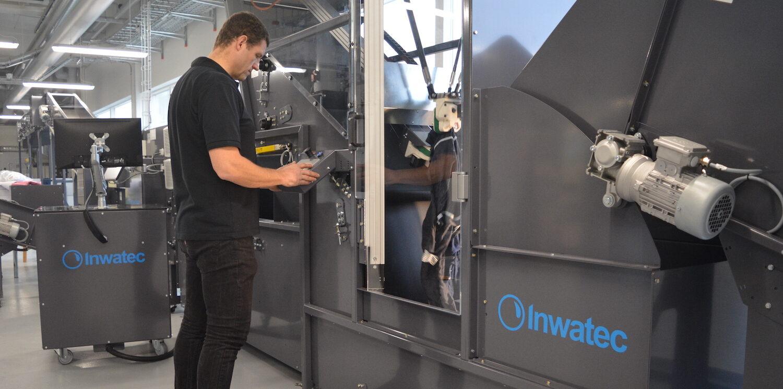 Inwatec robot operator
