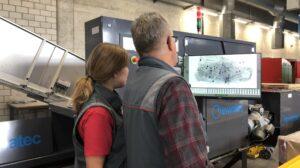 Inwatec customers X-ray