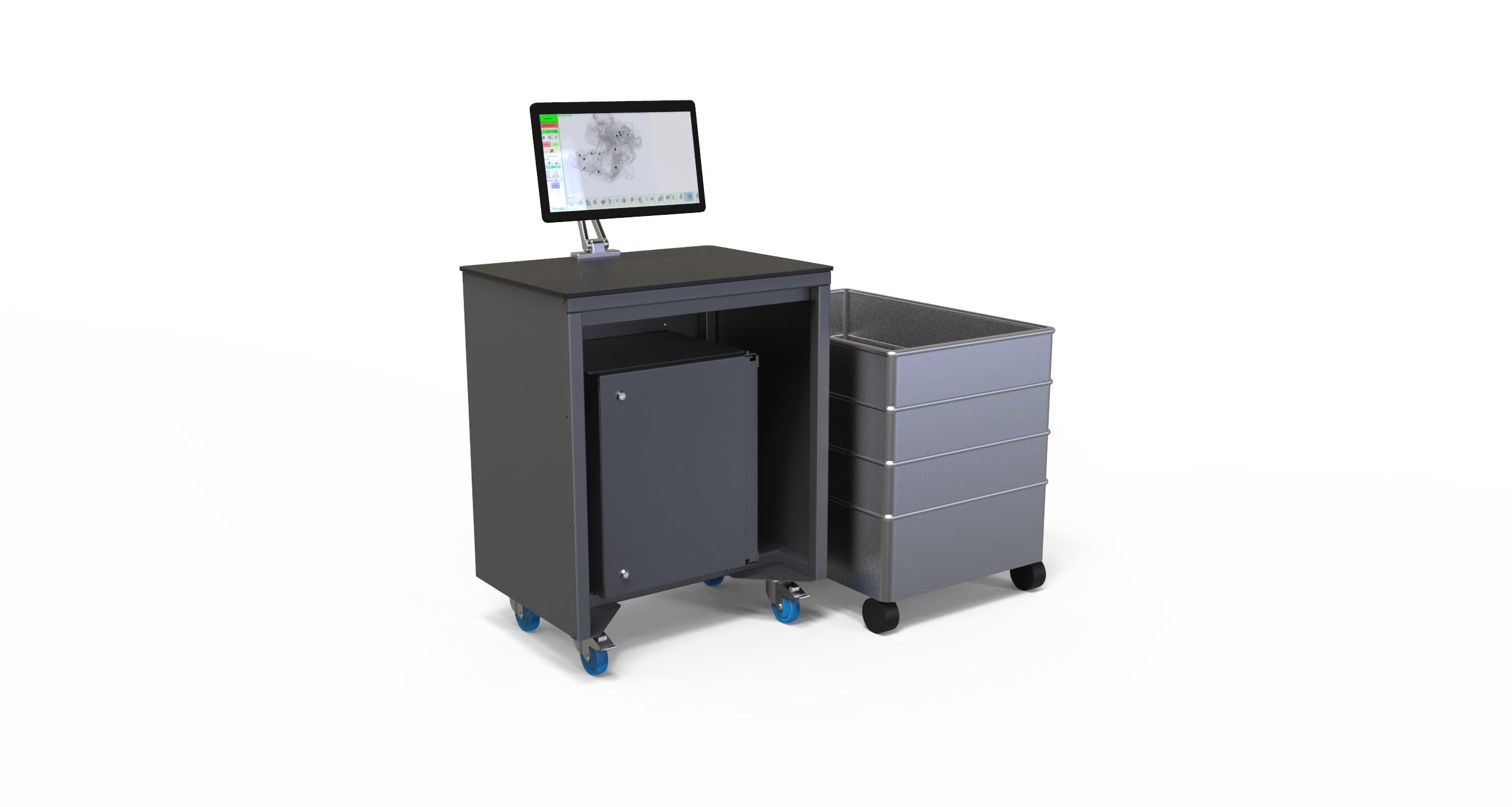 Inwatec Odin Workstation