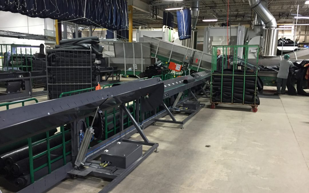 Simple and efficient machines on the roll in Canada