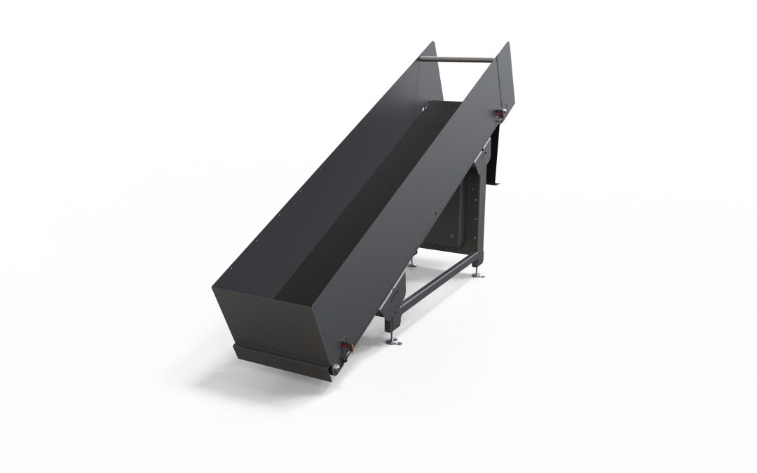 FREJ – Conveyor Belt for Linen