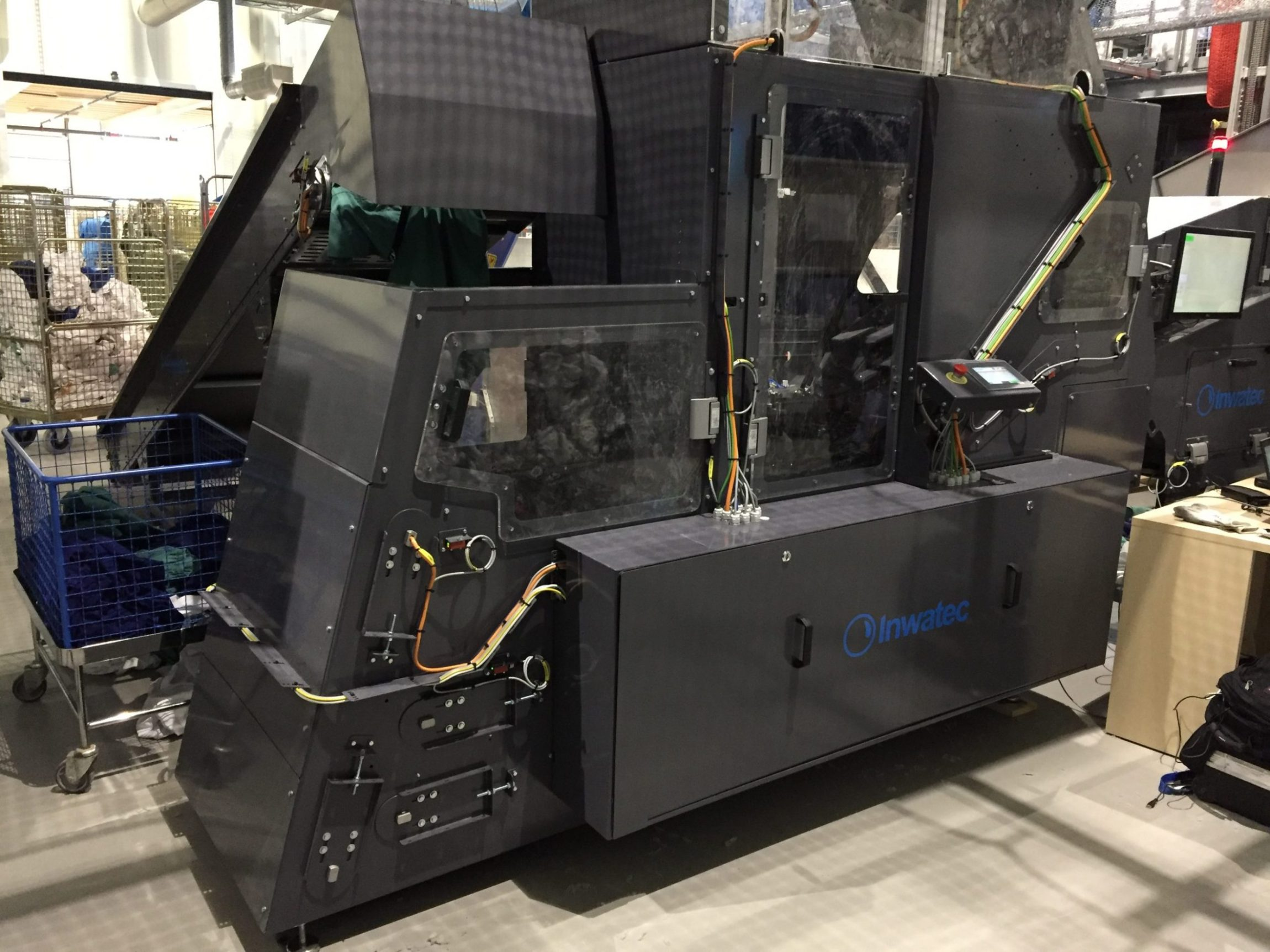 Inwatec system