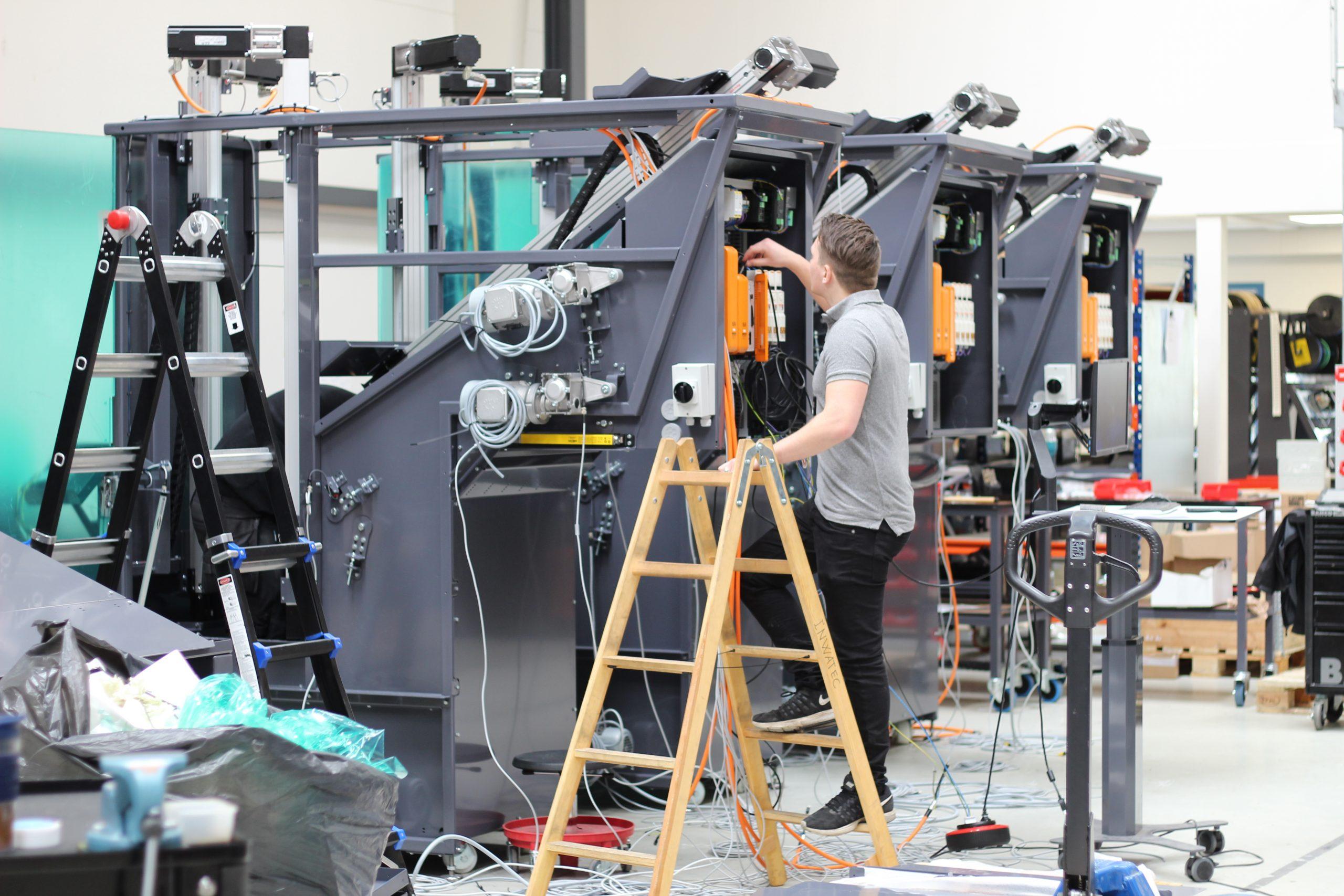 Inwatec robotics