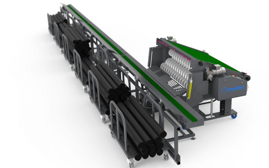 TYPHOON.sorting – Mat Sorting Conveyor